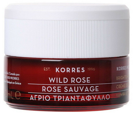 Korres Wild Rose Day Cream Normal / Mixed Skin Tagescreme für normale und Mischhaut