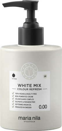 Maria Nila Colour Refresh White Mix 0.00 Nährende unpigmentierte Maske