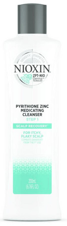 Nioxin Scalp Recovery Pyrithione Zinc Purifying Cleanser