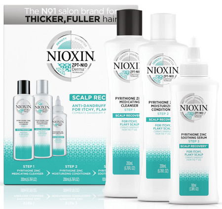 Nioxin Scalp Recovery Trial Kit