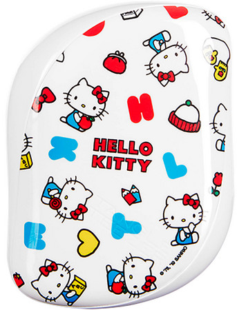 Tangle Teezer Compact Styler Hello Kitty Happy Life kompakte Haarbürste