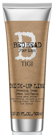 TIGI Bed Head for Men Thick Up Line Grooming Cream krém pro definici a texturu
