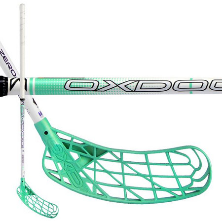 OxDog ZERO HES 31 MT 96 SWEOVAL NB Floorball stick