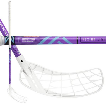 OxDog FUSION LIGHT 27 PU 101 OVAL MB Floorball stick