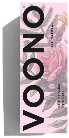 Voono Hair Of Gaurí natural detoxifying mask