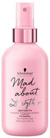 Schwarzkopf Professional Mad About Lengths Split Ends Fix Spray sprej pro fixaci konečků vlasů