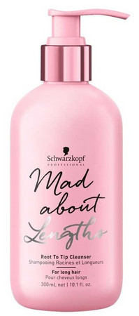 Schwarzkopf Professional Mad About Lengths Shampoo