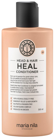Maria Nila Head & Hair Heal Conditioner ľahký protizápalový kondicionér