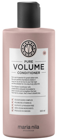 Maria Nila Pure Volume Conditioner lehký objemový kondicionér
