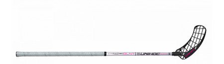 Unihoc EPIC GLNT TOP LIGHT II 26 SILVER SMU Floorball Schläger