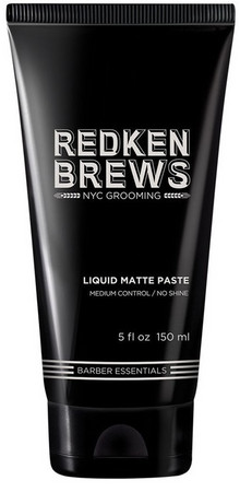 Redken Brews Liquid Matte Paste matující pasta