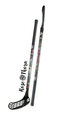 Eurostick Rose Thorn Floorball-Schläger