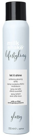 Milk_Shake Lifestyling Let It Shine sprej pro hebkost a lesk