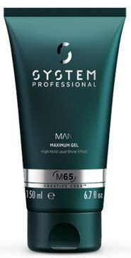 System Professional Man Maximum Gel extra starkes Fixiergel