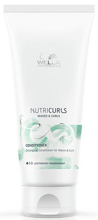 Wella Professionals Nutricurls Detangling Conditioner Waves & Curls Pflegender Conditioner