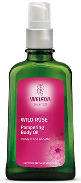 Weleda Wild Rose Pampering Body Oil