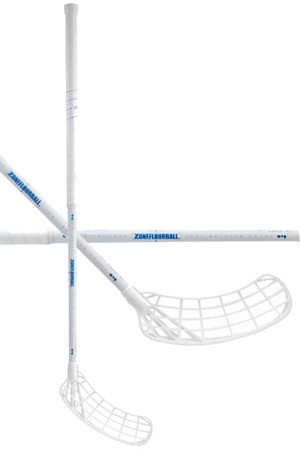 Zone floorball MAKER Air SL 26 white/blue Floorball stick