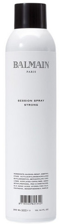 Balmain Hair Session Spray Strong lak na vlasy se silnou fixací