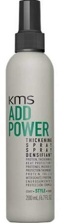 KMS Add Power Thickening Spray Verdickungsspray für feines Haar