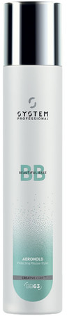 System Professional BB Aerohold Mousse