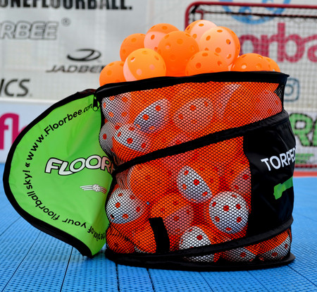 Necy Bullet Pale Limited edition Floorball ball