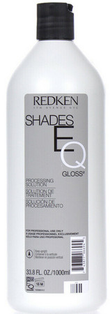Redken Shades EQ Gloss Processing Solution