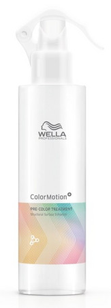 Wella Professionals Color Motion+ Pre Color Treatment Spray für bessere Farbergebniss
