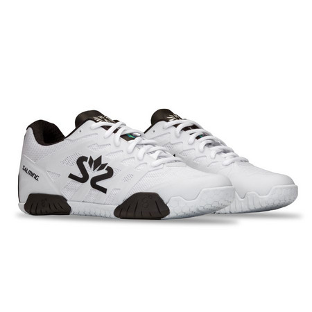 Salming Hawk 2 Women White/Black Indoor shoes