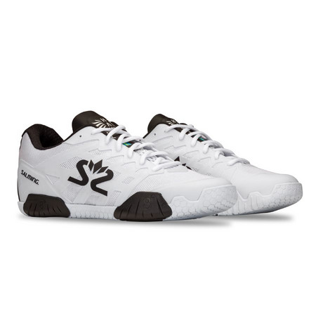 Salming Hawk 2 Shoe Men White/Black Sálová obuv