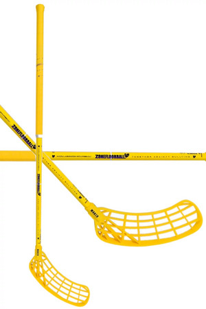 Zone floorball Maker AIR UL 27 FRIENDS (HELLO) Limited Edition Floorball stick