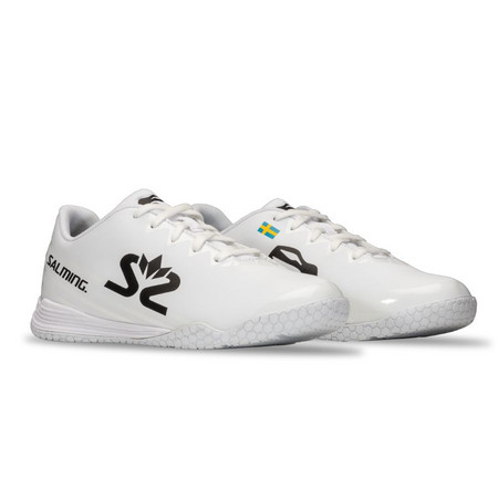 Salming Viper Kid Shoe White Indoor shoes