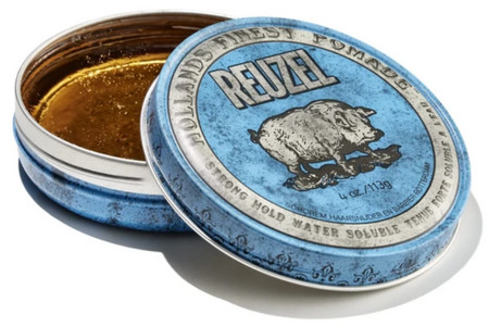 Reuzel Blue Pomade Water Soluble Strong Hold