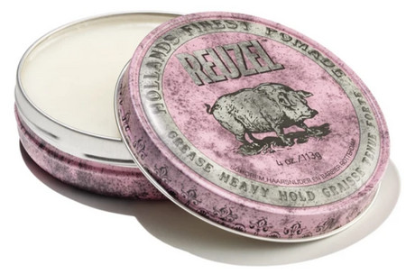Reuzel Pink Pomade Grease Heavy Hold