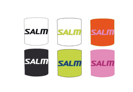 Salming Wristband Short 2-pack Armbänder