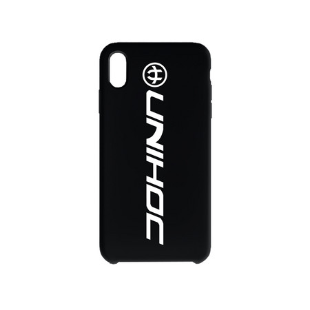 Unihoc iPhone XR cover UNIHOC black Phone cover