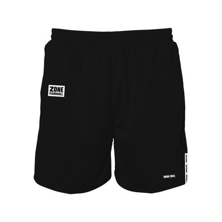 Zone floorball Shorts ATHLETE black lady cut Shorts