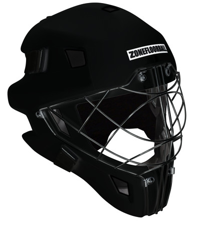 Zone floorball Mask MONSTER CAT EYE CAGE Goalie Helmet