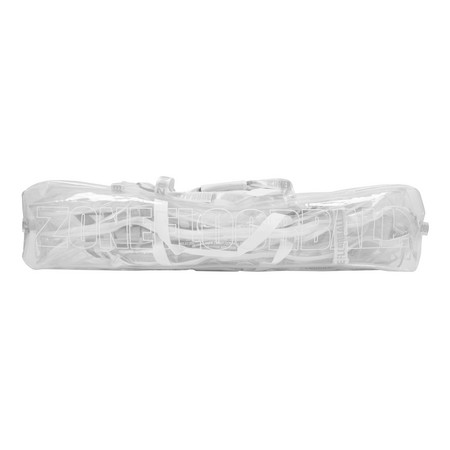 Zone floorball Toolbag SEETHROUGH transparent (20 sticks) Toolbag