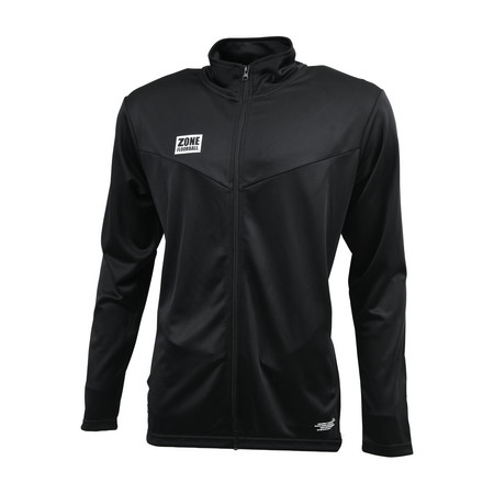 Zone floorball Tracksuit jacket INNOVATOR black Jacket