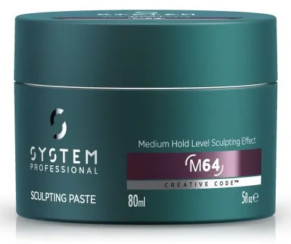 System Professional Man Sculpting Paste