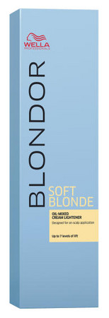 Wella Professionals Blondor Soft Blonde Cream
