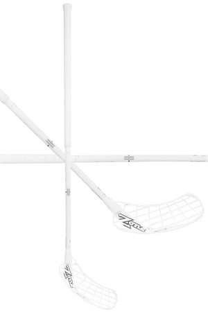 Zone floorball HYPER AIR SL ShotCurve 2.0° PC 27 all white Floorball stick