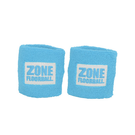 Zone floorball RETRO blue/white 2-pack Potítko