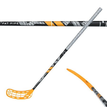 Fat Pipe RAW CONCEPT 27 JAB FH2 Floorball stick