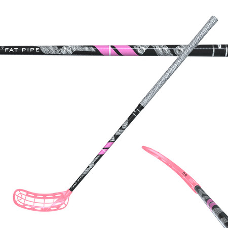 Fat Pipe RAW CONCEPT 29 JAB FH2 Floorball schläger