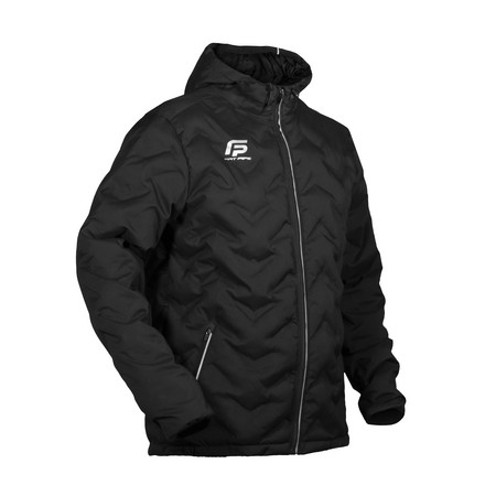 Fat Pipe TED PADDED JACKET BLACK Wintersportjacke