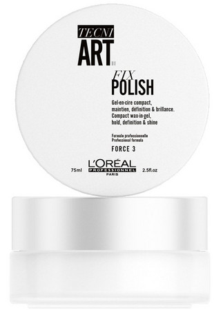 L'Oréal Professionnel Tecni.Art Fix Polish Wax-in-Gel