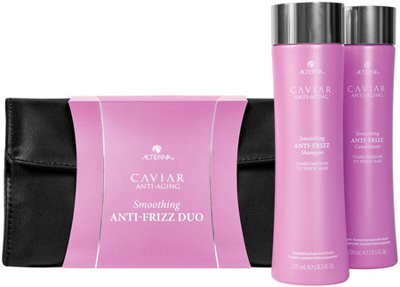 Alterna Caviar Anti-Frizz Smoothing Duo Set Set gegen Krausen