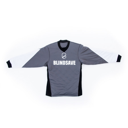 BlindSave Kids Padded Goalie Jersey Torwart Trikot