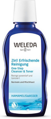Weleda One-Step Cleanser and Toner čisticí tonikum 2v1